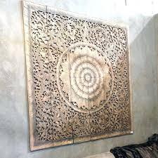 best 25 carved wood wall art ideas on chrysalis house mandala carved wood wall art