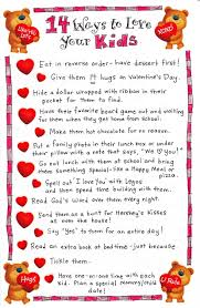 Valentines Day Quotes For Preschoolers Kids Valentines Poems