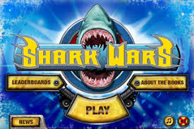 shark wars by ej altbacker screenshot 1
