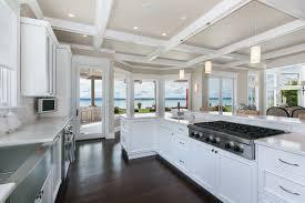Coastal Living On Fox Island - Traditional - Kitchen - Seattle ...