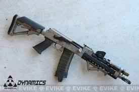 AK 47  thetechsensei