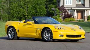 2013 Chevrolet Corvette Grand Sport Convertible review notes ...