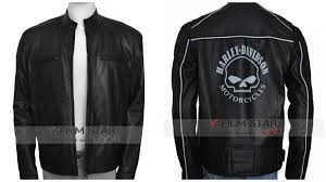 starlook com product willie g reflective skull leather jacket
