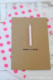 birthday cards for friends cute 17 diy 1st gift ideas