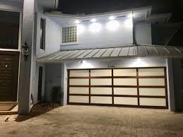 Glass Garage Door Product // SIW Impact Windows & Doors // Hurricane ...