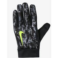 Nike Youth Hyperwarm Field Player Soccer Gloves Size Chart Nike Hypershield Field Player Glove Black Volt