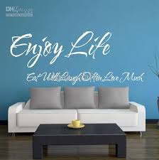wall art quotes for living room wall quote decals vinyl art stickers room decor kids on on bedroom wall art phrases with wall quote decals vinyl art stickers room decor kids on wall