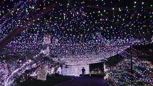half a million led christmas light display breaks world record aussie lighting world
