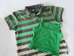 How To Make Shirt How To Make A Summer Dress With T Shirts Ohoh Deco