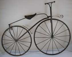 25 iron antique style bicycle wall art