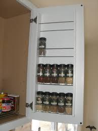 Spice Racks For Kitchen Zero Footprint Spice Rack Joseph Fieber