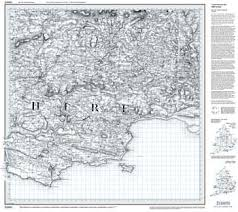 series maps cassini maps cassini old series edition old maps