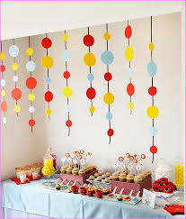 1st birthday decoration ideas for girls at home home design ideas