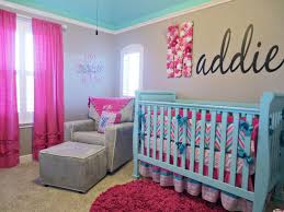 baby area rugs for nursery awesome baby room decoration with turquoise crib and blue pink