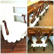 unbelievable armless dining chair slipcover image ideas