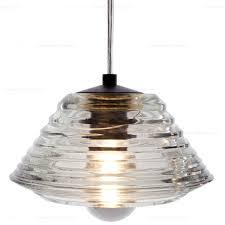Bowl Pendant Light Fixture Pressed Glass Bowl Pendant Light Designer Reproduction