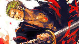 Gambar Wallpaper One Piece Hd Roronoa ...