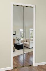 series 4002 bifold mirror door