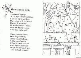 25 Printen Kleurplaat Sinterklaas Kapoentje Mandala Kleurplaat