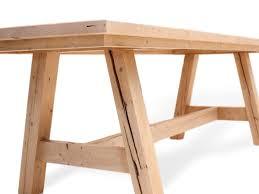 Toller Massivholztisch In Französischem Design Naturnah Möbel