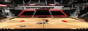 5th 3rd Arena Seating Chart Champions Club Fifth Third Arena Renovation Project
