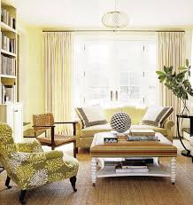 yellow living room designs 5