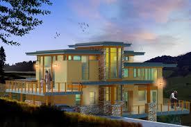 Custom Home Design. Custom Contemporary Home Design
