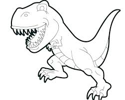 Dino Coloring Pages Surprise Dinosaurs Colouring Dinosaur Color By