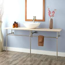 console table bathrooms design bathroom sink console table uk sinks small throughout sizing x tables ideas