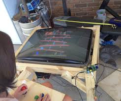Raspberry Pi Game Cabinet Turn An Old Crt Television Into A Raspberry Pi Powered Mame