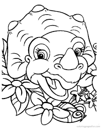 Small Picture Printable 27 Baby Dinosaur Coloring Pages 4926 Dinosaur Land