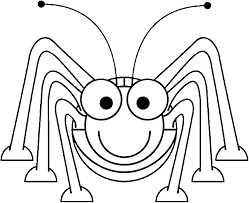 Small Picture Cartoon Insect Coloring Pages Get Coloring Pages