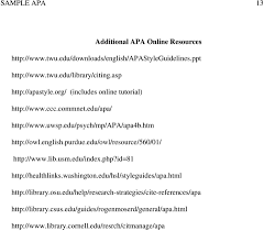 How To Cite References In Apa Powerpoint Apa Formatting Powerpoint