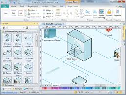 network diagram software network drawing computer network network diagram software