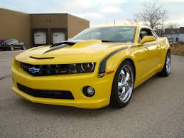 Spotted! 2011 Nickey Camaro SS and 2011 Berger Camaro SS – Road ...