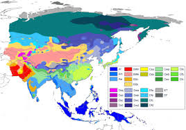 Climates Updated Köppen Geiger Climate Map Of The World