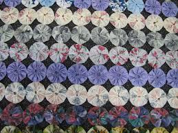 quilting circles   UTas ePrints - Photographs of quilt made from ... & quilting circles   UTas ePrints - Photographs of quilt made from fabric  circles Adamdwight.com