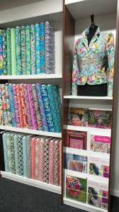 Quilt Shop Spotlight: Cool Cottons, Portland, Oregon - Ellen's ... & Patchwork & Fabric Room Black Sheep Wools Craft Barn #patchwork #quilting  #sewing Adamdwight.com