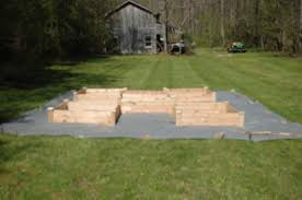 Raised Garden Bed Kit With Fence