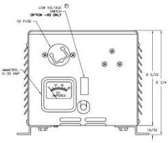 19740 lester battery charger p n 19740 95s (genie) on lestronic 2 wiring diagram