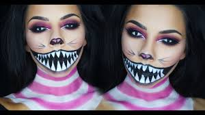 cheshire cat makeup tutorial tinakpromua you