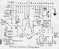 kramer wiring information and reference paul dean schematic