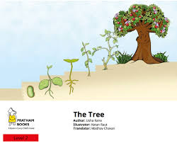 the tree nature book for young children