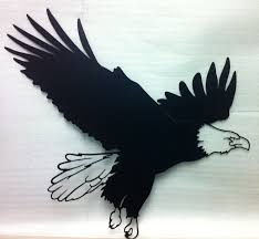 american eagle in flight wall art by madison manufacturing 18 x22 black on american eagle metal wall art with american eagle in flight wall art by madison manufacturing 18 x22