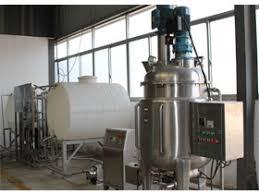 Fdf1000b 3 Liquid Detergent Production Line Liquid Detergent