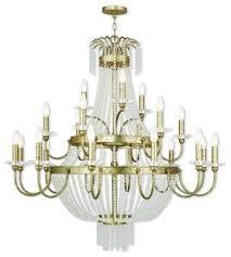 valentina 21 light foyer chandelier hand applied winter gold