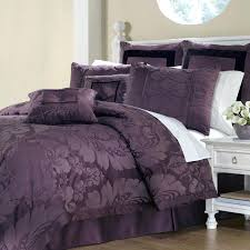 plum duvet cover bedroom white stained wooden queen size bed using purple duvet purple duvet cover