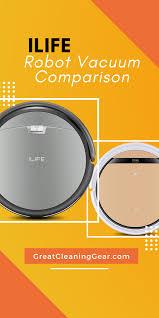 Ilife Comparison Chart Ilife Robot Vacuum Cleaner Review