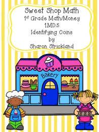 First Grade Math Sweet Shop Math Money 1 Md 5