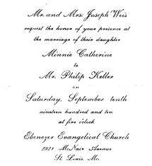 history of the keller (zercher) hauck and weis roser families of Wedding Invitation Mail Body and their wedding invitation wedding invitation email body text